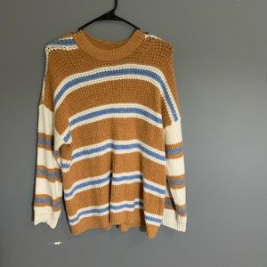 Washed once American Eagle knit Sweater size xs